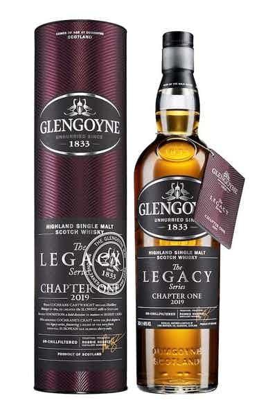 Glengoyne Legacy Chapter One Single Malt Whisky