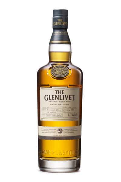 Glenlivet Single Cask Pullman 20th Century LTD 14 Year