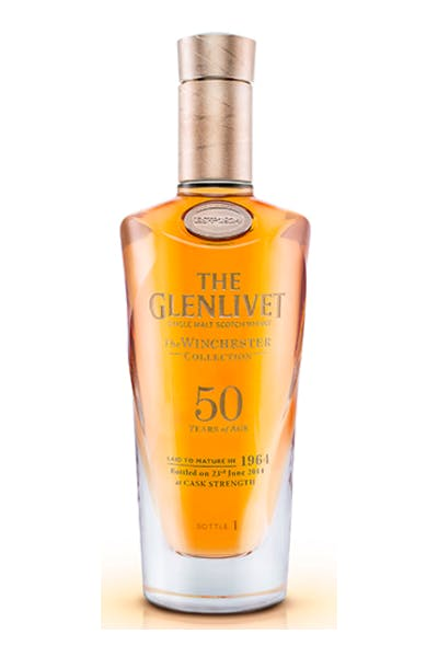Glenlivet The Winchester Collection 50 Year