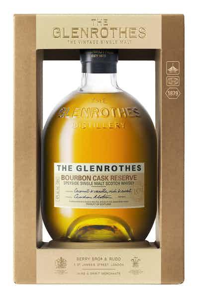 The Glenrothes Bourbon Cask Reserve Single Malt Scotch Whisky