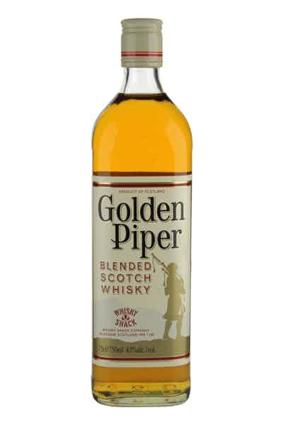 Golden Piper Blended Scotch Whisky