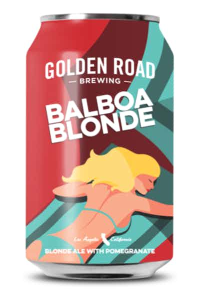 Golden Road Brewing Balboa Blonde Ale