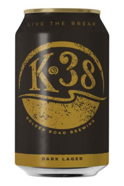 Golden Road Brewing K-38: Oscura