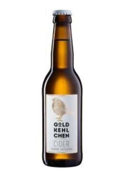 Goldkehlchen Cider