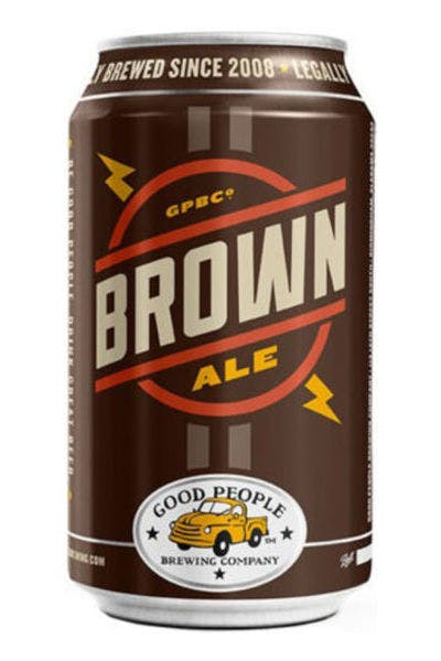 Good People Brown Ale