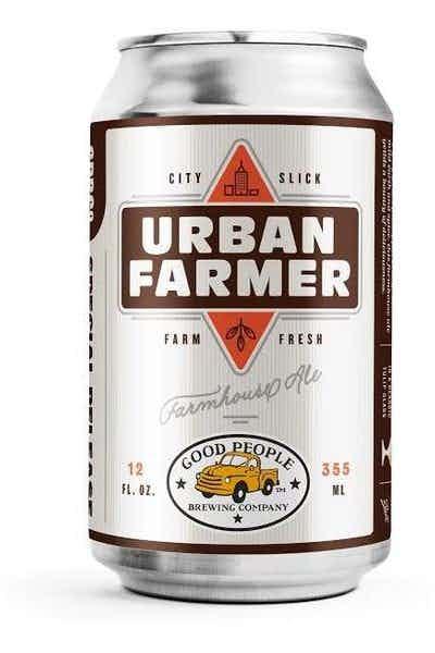 Good People Urban Farmer