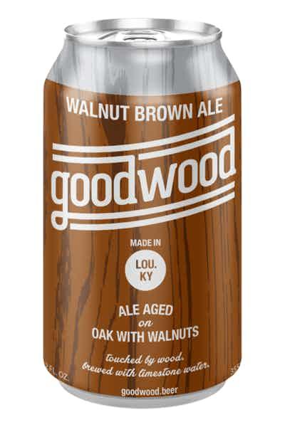 Goodwood Walnut Brown Ale