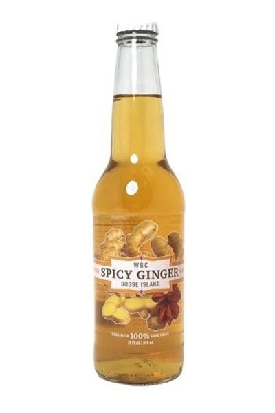 Goose Island Spicy Ginger Soda