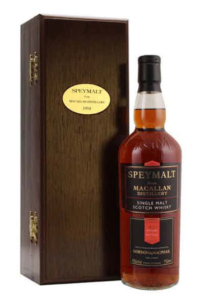 Gordon & Macphail Speymalt From Macallan 1950