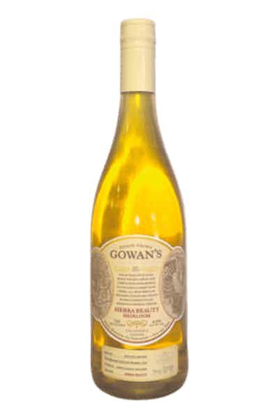 Gowan's Cider Sierra Beauty Still Cider