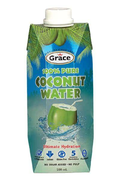 Grace Coconut Water No Pulp