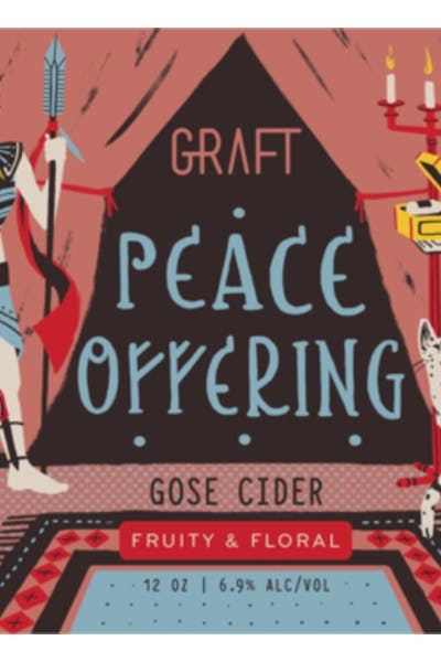 Graft Cider Peace Offering