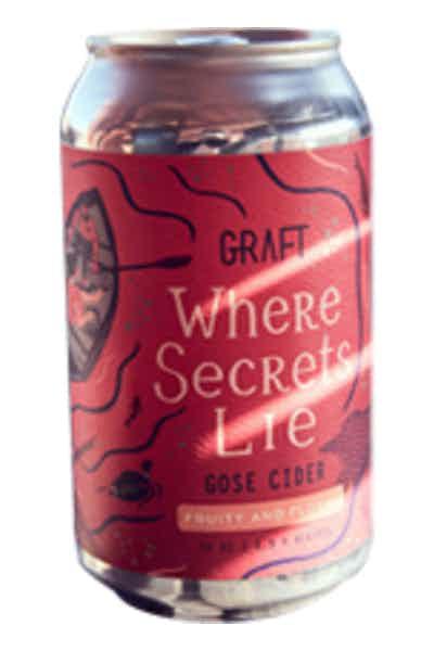 Graft Where Secrets Lie Gose Cider