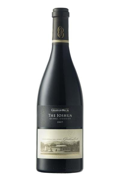 Graham Beck Shiraz