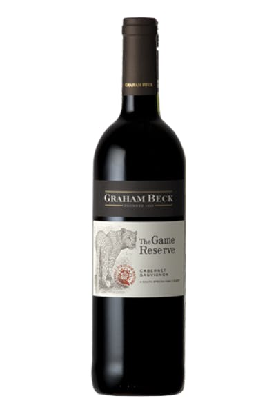 Graham Beck The Game Reserve Cabernet Sauvignon