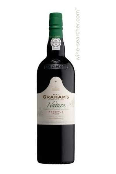 "Graham's ""Natura"" Organic/Biodynamic Reserve Porto"