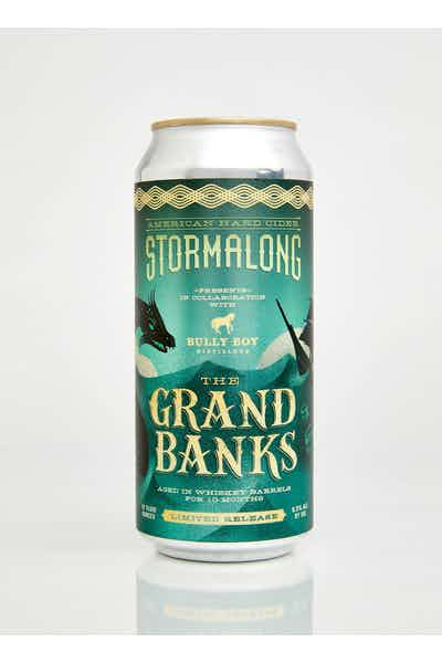 Stormalong Cider Grand Banks