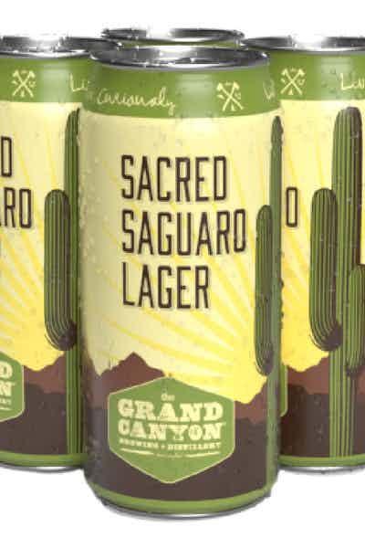 Grand Canyon Sacred Saguaro Vienna Lager