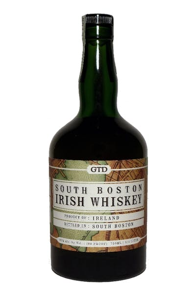 Grand Ten South Boston Irish Whiskey