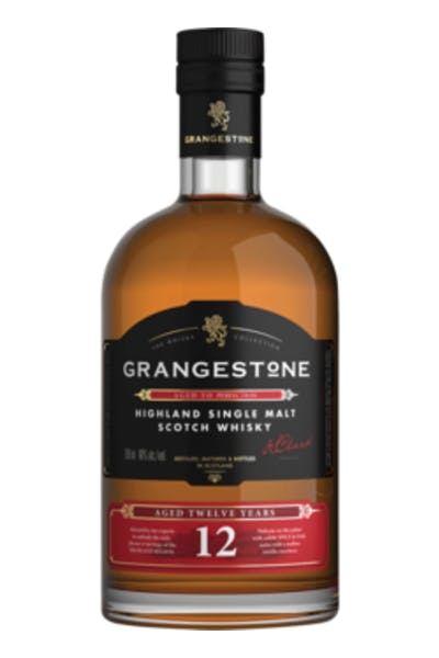 Grangestone 12 year Single Malt Scotch Whisky
