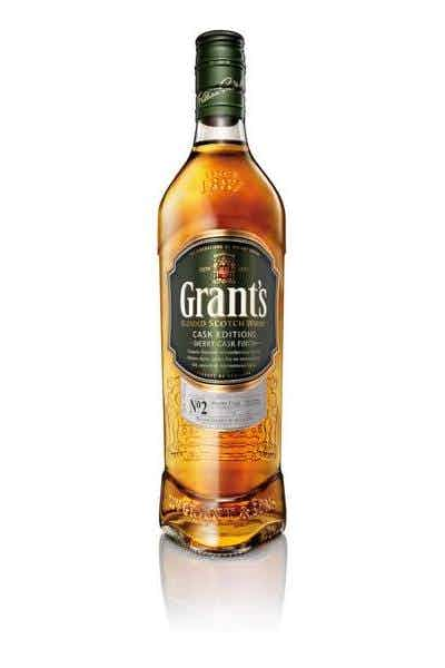 Grant's Sherry Cask Edition Scotch