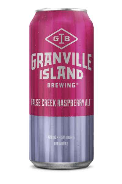 Granville Island False Creek Raspberry