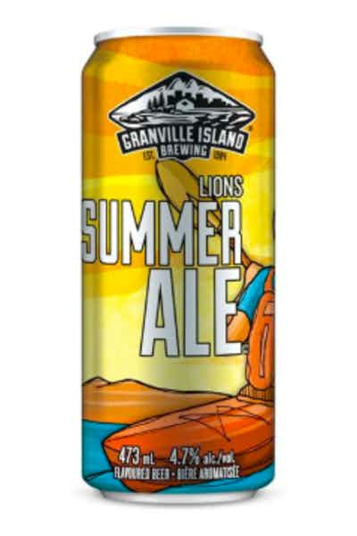 Granville Island Lion's Summer Ale