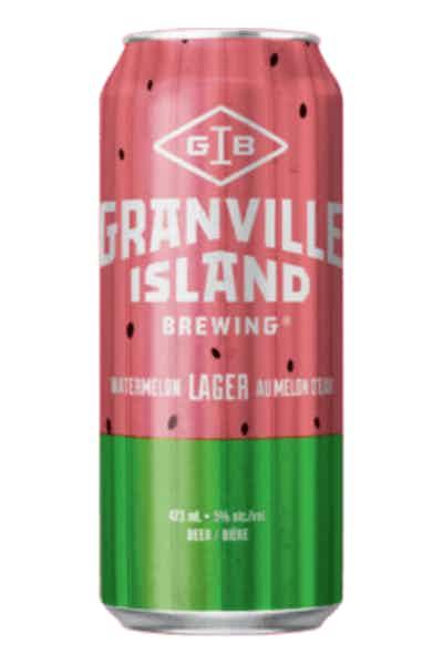 Granville Island Watermelon Lager