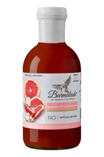 Grapefruit-Eledrflower Barmalade