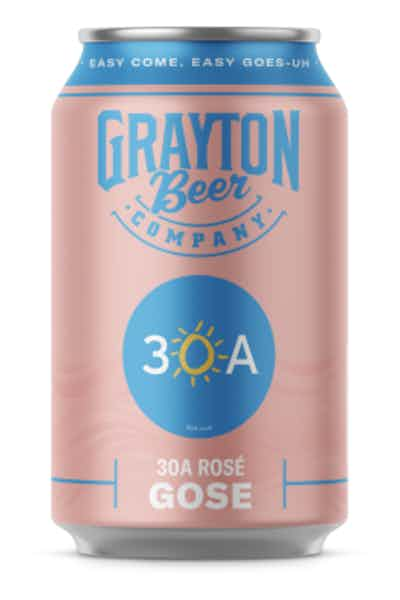 Grayton 30A Rose Gose