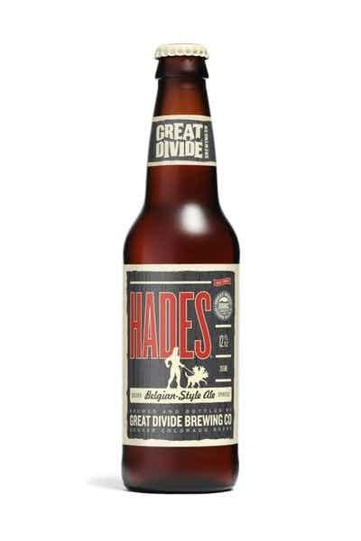 Great Divide Hades Ale