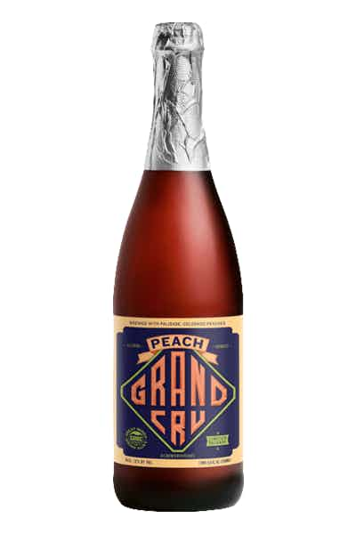 Great Divide Peach Grand Cru