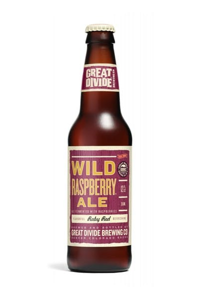 Great Divide Rasberry Ale
