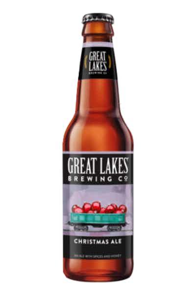 Christmas Ale.Great Lakes Christmas Ale