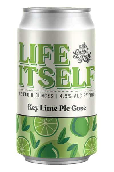 Great Raft Life Itself Key Lime Pie Gose