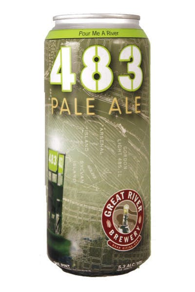Great River 483 Pale Ale