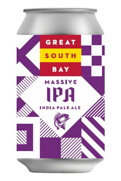 Great South Bay Brewery Massive IPA