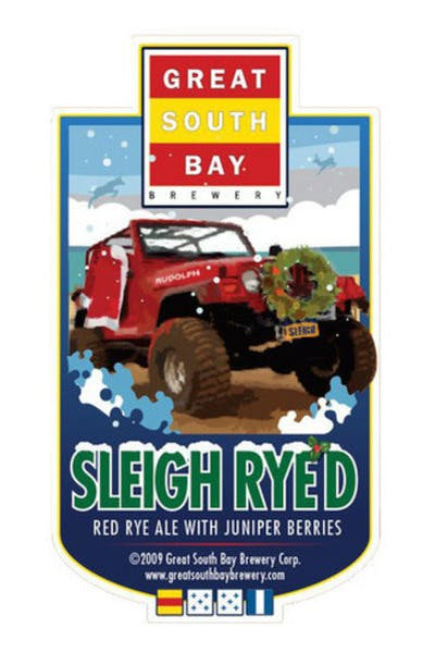 Great South Sleigh Ryed