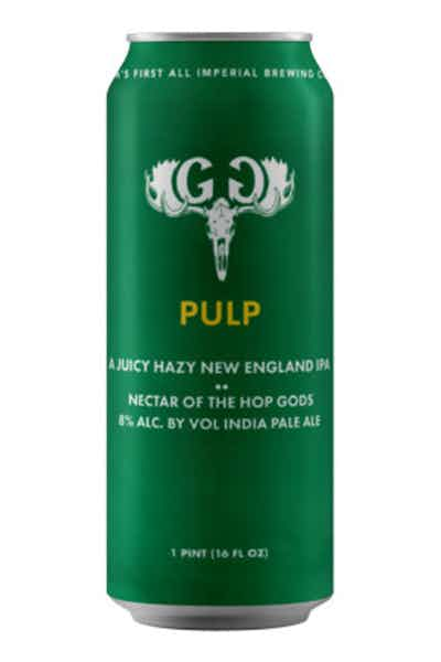Greater Good PULP Imperial New England IPA