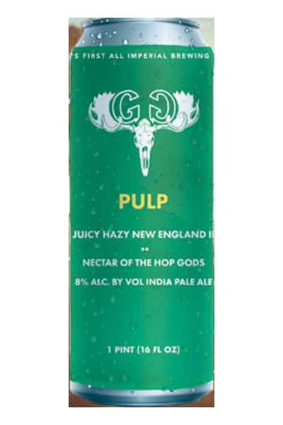 Greater Good Pulp Daddy IPA