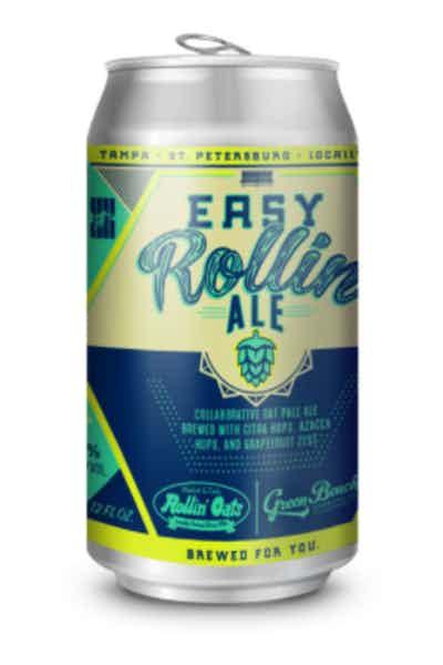 Green Bench Easy Rollin'