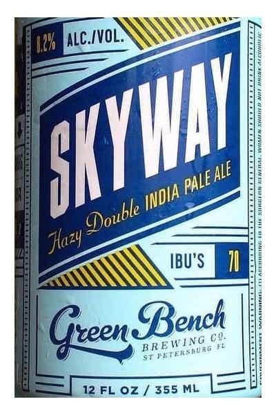 Green Bench Skyway Hazy DIPA