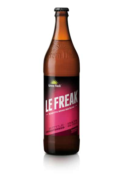 Green Flash Brewing Le Freak