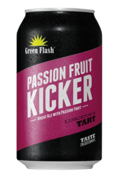 Green Flash Passion Fruit Kicker