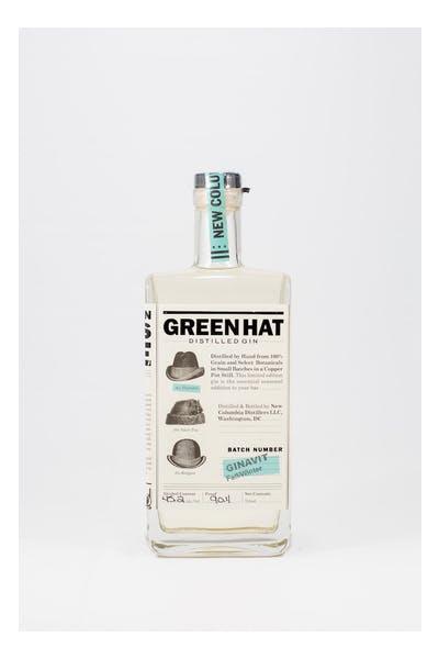 Green Hat Fall/Winter Gin