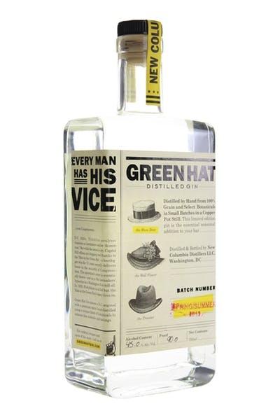 Green Hat Spring/Summer Gin
