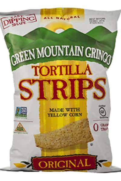 Green Mountain Gringo Original Tortilla Strips