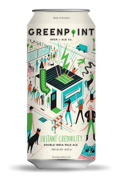 Greenpoint Instant Credibility IPA