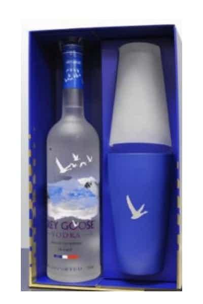 Grey Goose Shaker Gift Set