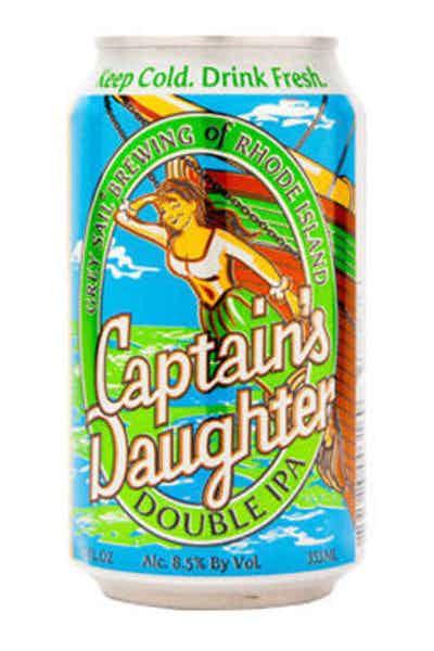 Grey Sail Captain's Daughter IPA